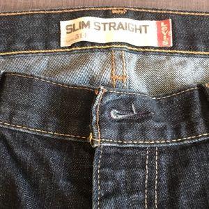 Men's 514 Levi's Size 36/32